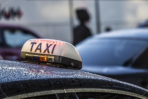 véhicules homologués Taxi climatisés